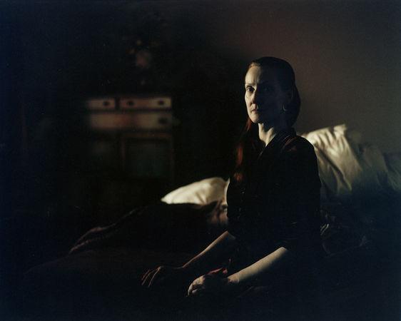 Mom in New Home. 2007. © Leigh Ledare