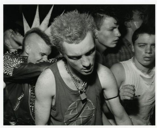 © Chris Killip, Punks, Gateshead, Tyneside, 1985 Courtesy of the Artist