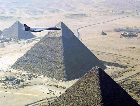OVER EGYPT