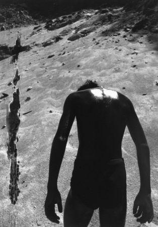 Boy and the Sea, Tokyo 1969. © Shomei Tomatsu