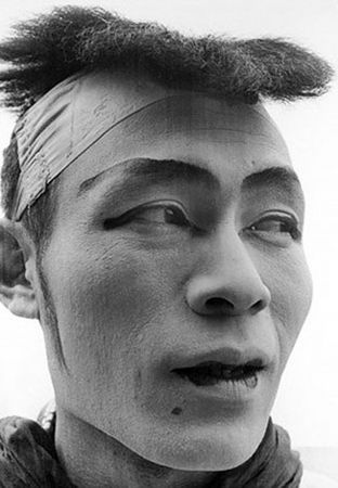 """""""Untitled,"""" from the series Chindon, Tokyo, 1961. © Shomei Tomatsu"""