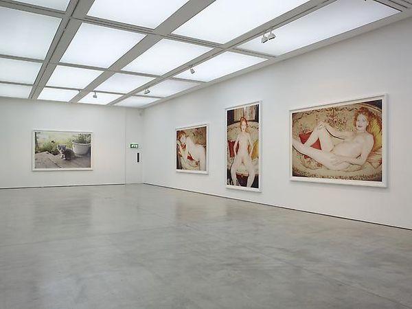 Juergen Teller, Woo!, Installation View, ICA, London, 2013