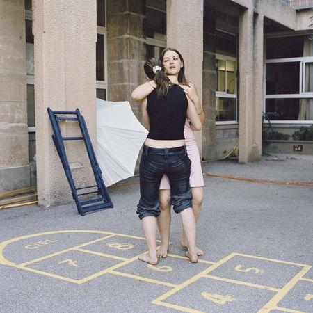 """© Marion Poussier, serie """"un ete"""", Morlaix, fouesnant, Avignon, 2003-2005"""