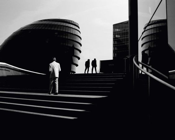 © Gabriele Croppi, London #01, from the series Metaphysic of an Urban Landscape