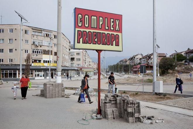 © Frederic Lezmi, Vulcan, Romania, from the series Complex Proeuropa