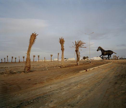 © Davide Monteleone, Zarsis, Tunisia, from the series Harragas