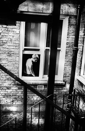 © Anders Petersen 2012.  London 238