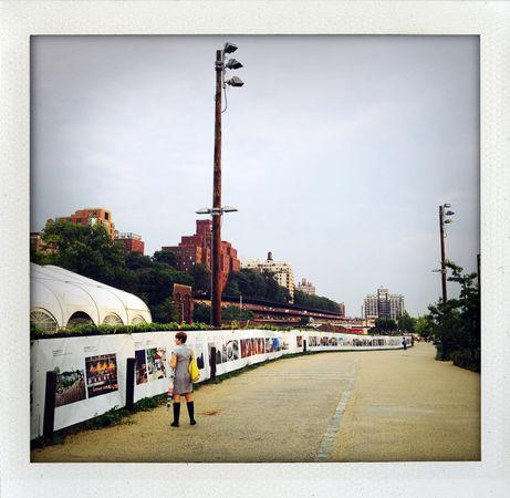 Вид экспозиции 2012 года