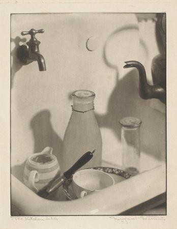 Margaret Watkins. The Kitchen Sink, 1919