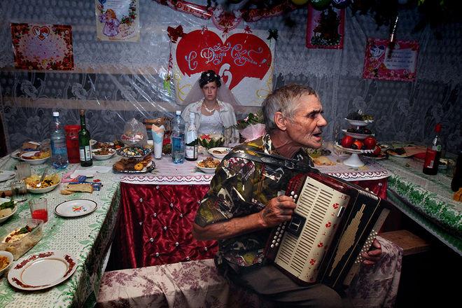 А. Мальгавко. Вышла замуж. 3 место Фотомания 2011