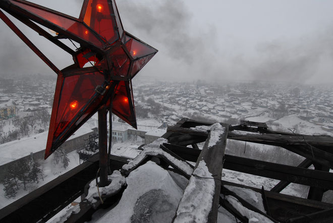 А. Шапран. Не Кремлевская звезда. Фотомания 2007