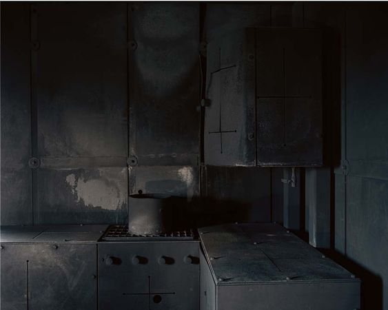 The House that Burns Every Days, Sans Titre, 2010, 60x80 cm Digital c print © Marina Gadonneix
