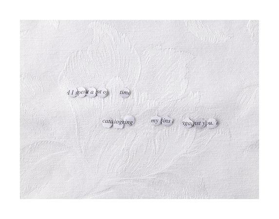 """I spent a lot of time..., """"Confetti"""" series 2013. 55x70 cm. Авторская пигментная печать на бумаге Fine Art. Тираж 2/12+2 AP"""