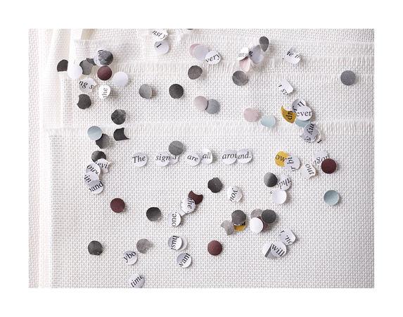 """The Signs, """"Confetti"""" series 2013. 55x70 cm. Авторская пигментная печать на бумаге Fine Art. Тираж 2/12+2 AP"""