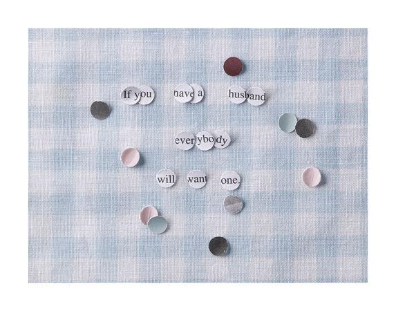 """If you have..., """"Confetti"""" series 2013. 55x70 cm. Авторская пигментная печать на бумаге Fine Art. Тираж 2/12+2 AP"""