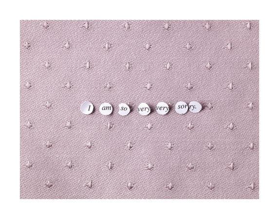 """Sorry, """"Confetti"""" series 2013. 55x70 cm. Авторская пигментная печать на бумаге Fine Art. Тираж 1/12+2 AP"""