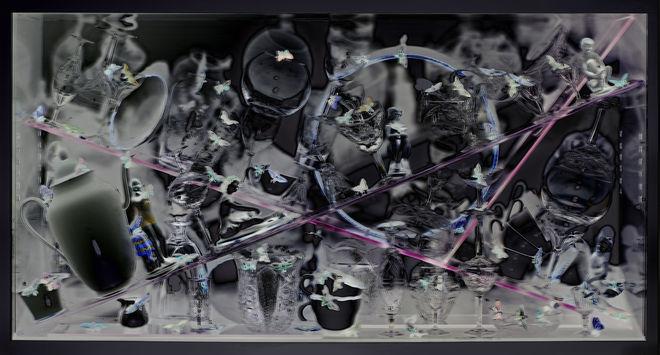 "WHW (Winter Help), ""Common Memory"" series 2013. 104x62 см. Авторская пигментная печать на бумаге Fine Art. Тираж 1/5 + 2АР"