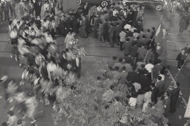 Hiroshi Hamaya. The United States-Japan Security Treaty Protest, Tokyo, June 15, 1960