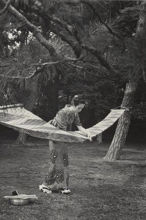 Hiroshi Hamaya. Calendar Days of Asa Hamaya, circa 1948-49