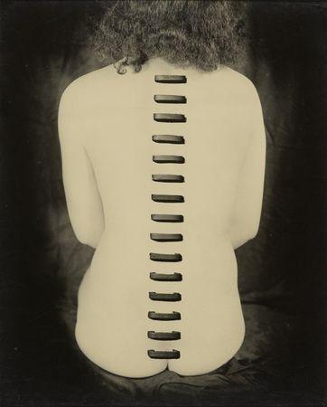 Kansuke Yamamoto. Stapled Flesh, 1949
