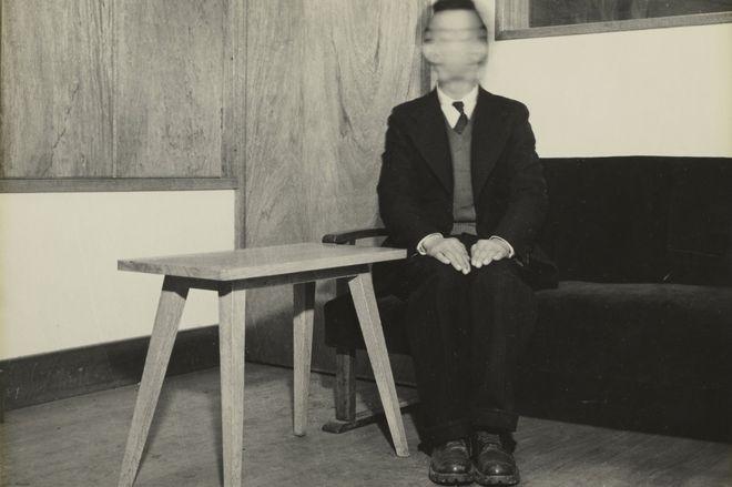Kansuke Yamamoto. My Thin-Aired Room, 1956