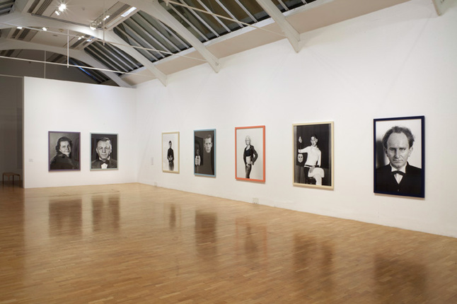 exhibition view: Whitechapel Gallery. 2012