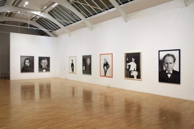 exhibition view: Whitechapel Gallery. 2012