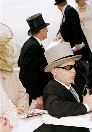 Мартин Парр. Англия. Эпсом. Дерби. 2004. Коллекция автора © Martin Parr / Magnum Photos