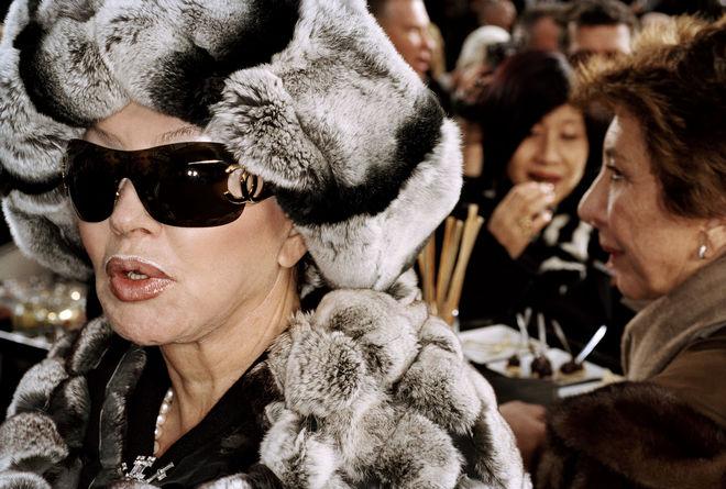 Мартин Парр. Франция. Париж. Haute Couture. 2007. Коллекция автора © Martin Parr / Magnum Photos
