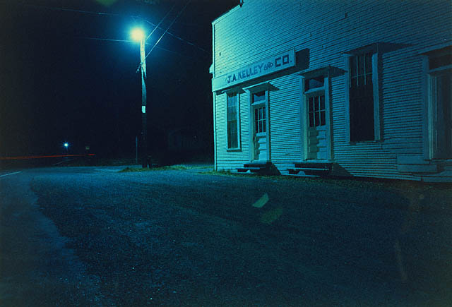 © Eggleston Artistic Trust. William Eggleston. American, about 1970. Chromogenic print, 13 1/8 x 19 in. 84.XP.458.23
