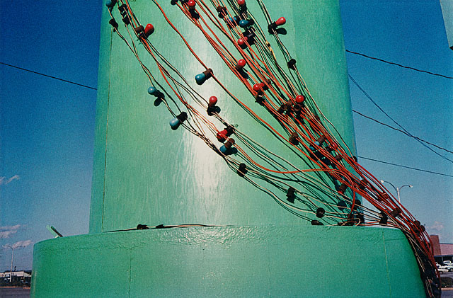 &#169; Eggleston Artistic Trust. Gift of Caldecot Chubb<br>