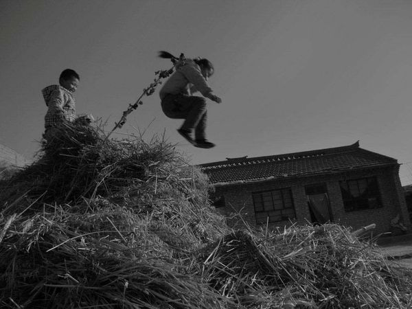 Ma Haiming, male, a 35-year-old Shang Juanzu villager