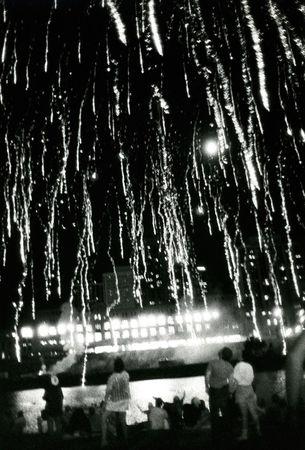 July 4th, Minneapolis 1987. © Sid Kaplan