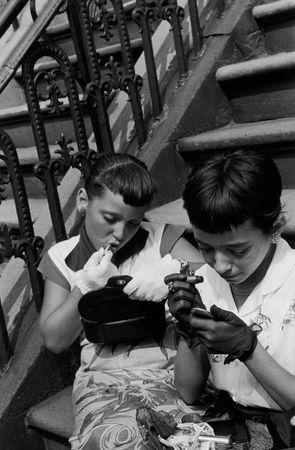 Hoboken, NY, 1959. © Sid Kaplan