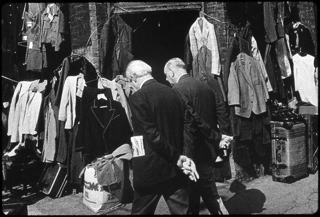 London, 1982. © Sid Kaplan