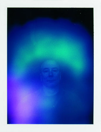 Aura (Mike Kelley), Polaroid print. (Anne Collier/Anne Collier)