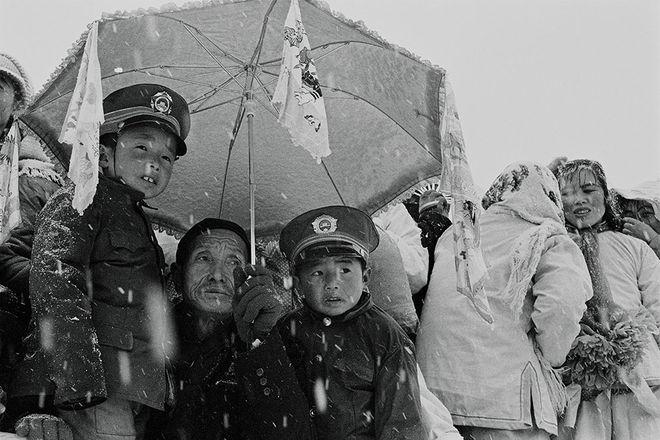 Han Lei, Luochuan, Shanbei, 1989, Gelatin silver print, 30 x 45 cm, Edition of 15
