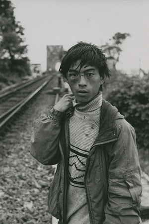 Han Lei, Guangdong, 1993, Gelatin silver print, 30 x 45 cm, Edition of 15