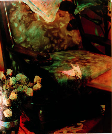 Hong Lei, Afternoon Chair, 1996, Giclée print, 80 x 60 cm, Edition of 10