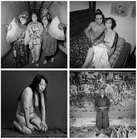 Liu Zheng, The Chinese, 1994 - 2002, Gelatin silver print, set of 120, 37 x 37 cm, Edition of 20