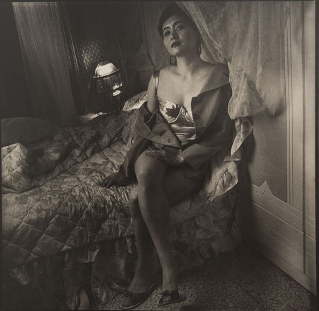 Zhang Haier, Bad Girl, 1994, Gelatin silver print, 47 x 48 cm, Edition of 10