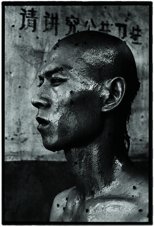 RongRong, East Village 1994 No.19, 1994, Gelatin silver print, 150 x 100 cm, Edition of 15 + 2 APs