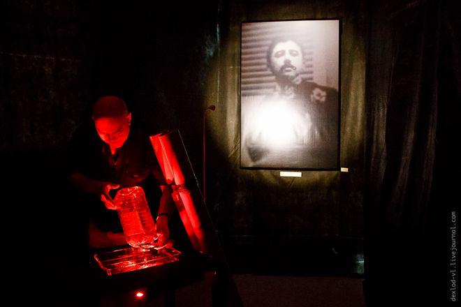 Фото с открытия выставки
