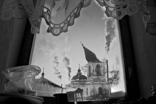 Сергей Потеряев, из серии «Старая Утка»