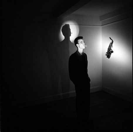 John Lurie. Jeannette Montgomery Barron | Portraits from the 1980s