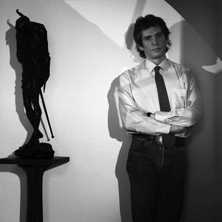 Robert Mapplethorpe. Jeannette Montgomery Barron	 | Portraits from the 1980s