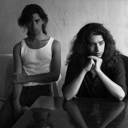 The Starn Twins. Jeannette Montgomery Barron | Portraits from the 1980s