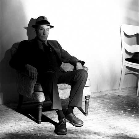 William Burroughs. Jeannette Montgomery Barron | Portraits from the 1980s