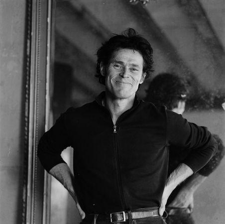 Willem Dafoe. Jeannette Montgomery Barron | Portraits from the 1980s