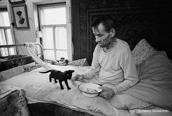 Ульяновская область. 1993 © Валерий Щеколдин